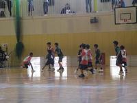 20181104_練習試合 - 日出ミニバスケットボール