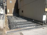 大阪市港区磯路3丁目基礎配筋検査 - 太陽住宅ブログ