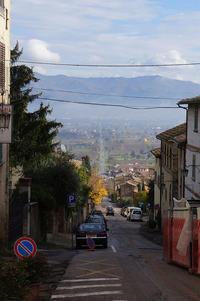 秋の遠足、アンギアーリ&サンセポルクロ - フィレンツェ田舎生活便り2