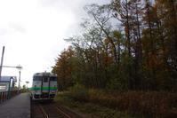 秋の札沼線キハ40@札的 - ainosatoブログ02
