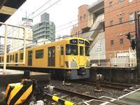 黄色にメーテルに衝撃のピンク!懐かしの西武鉄道池袋線。 - 子どもと暮らしと鉄道と