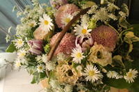喪中見舞いの花 - 北赤羽花屋ソレイユの日々の花