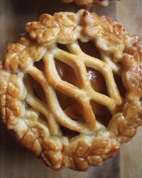 アップルパイ - パンとおやつ作りの記録