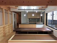 横浜市保土ヶ谷区珪藻土と無垢の木で建てるパッシブソーラーシステムそよ風の家 - 自然素材の家造りブログ 探彩工房(たんさいこうぼう)建築設計事務所 太陽熱で床暖房するソーラーシステムの自然素材の家に20年以上住んでいる設計士が 別荘・注文住宅を専門に設計