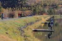 八千穂レイクの釣り人たち - yutorieの庭②