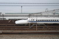 リベンジ鳥飼車両基地 - 新幹線の写真