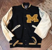 11月10日(土)入荷!60s〜WHITING 初期Versity jacket! スタジャン! - ショウザンビル mecca BLOG!!
