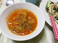 キヌア入り野菜スープ - Breeze way