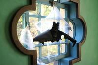 ハロウィン装飾ベーリック・ホール - 木洩れ日 青葉 photo散歩