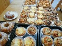 今日のパン教室 - 手作りパン・料理教室        (えぷろん・くらぶ)