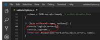 npm パッケージのバージョンを上げてたら webpack 実行時に _ValidationError2.default 例外が発生 - @jsakamoto