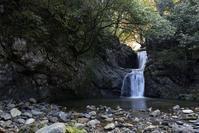 横谷峡四つの滝二見滝 - 尾張名所図会を巡る