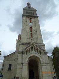 アレジアの教会とモンパルナス墓地 - サンシュルピス便り