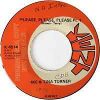 Ike & Tina Turner ‎– Please, Please, Please - まわるよレコード ACE WAX COLLECTORS
