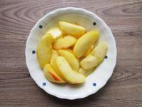 【自作】りんごとみかんの煮もの - 池袋うまうま日記。