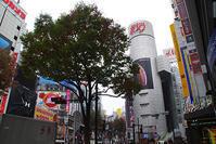11月9日㈮の109前交差点 - でじたる渋谷NEWS