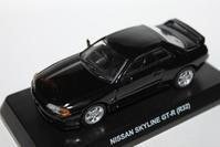 1/64 PAO FENG NISSAN Taiwan 7-11 Limited SKYLINE GT-R (R32) - 1/87 SCHUCO & 1/64 KYOSHO ミニカーコレクション byまさーる