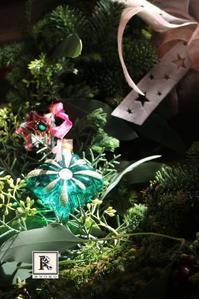 ご案内🌟🎄2018 Christmas Wreath One Day Lesson🎄 - Bouquets_ryoko