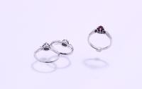 クラウンリングCP / CR-01 - アクセサリー職人 モリタカツヤ MOHI silver works  Jewelry Factory KUROBE