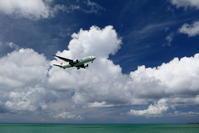 今はもう無理 - 南の島の飛行機日記
