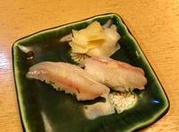 いちいさんのししゃも寿司と、ミルのシメパフェ - ゆるゆると・・・