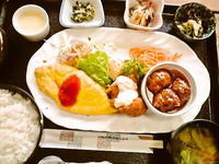 福知山市 ボリューム系洋食店再訪♪ 神戸屋 - 転勤日記