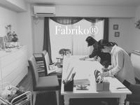 通常レッスンからの〜カットと製図の基礎講座 - Fabrikoのカルトナージュ ~神戸のアトリエ~