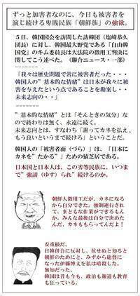 加害者のくせに被害者を演じ続ける破廉恥国民東京カラス - 東京カラスの国会白昼夢