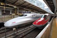 東京⇒高崎⇒長岡 - 新幹線の写真