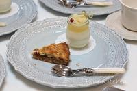 11月レッスンはじまっていますよ~* - お菓子教室*Blue Kitchen*便り ~ a pleasant blue kitchen ~