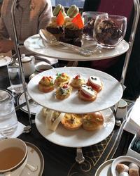 ヴィクトリアンジュエリーの歴史とアフタヌーンティーを楽しむ@帝国ホテル - お茶をどうぞ♪