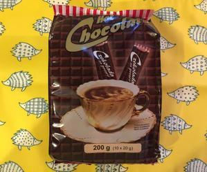 業務スーパー ホットチョコレート 10本入り ポーランド産 - 業務スーパーの商品をレポートするブログ