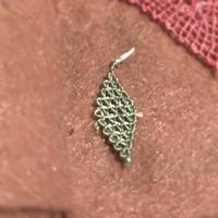 11月レッスン 葉っぱと小花のトゥーオヤ - Cinq lapins