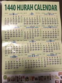 謎カレンダー - Kiyoshi1192's Blog
