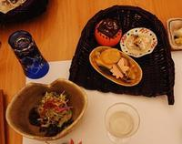 11月の前菜 - 金沢犀川温泉 川端の湯宿「滝亭」BLOG