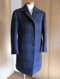 「CANONICO」×「バルマカーンコート」for women ~Iwate仕立て~ 編 - 服飾プロデューサー 藤原俊幸のブログ