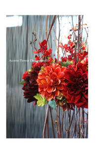 有料老人ホームへのご納品① - acorns flower days