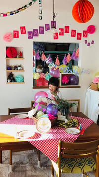 イベント主催の合間に、娘の誕生日などもしておりました…過去ログ(・∀・) - ・:*:・Happy jam party・:*:・