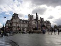 hotel de ville PARIS - クルーズとパリ旅行