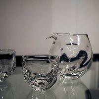 李慶子さんのガラスの器 - warble22ya