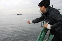 秋の船上法要 - SOGIサポートセンター Lin MC Groupのスタッフブログ