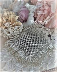 憧れの針刺し完成 - Bijoux  du  Bonheur ~ビジュー ドゥ ボヌール~