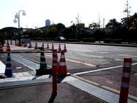 マークイズ福岡ももち西側(九州医療センター)歩道のバリアフリー - 車いすで街へ 踏み出そう車輪の一歩 改善活動
