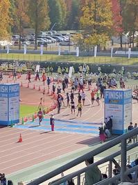 おかやまマラソン2018 - 完太と希ララとちゃちゃ丸の成長日記