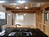 横浜市保土ヶ谷区珪藻土と無垢の木など自然素材で建てるパッシブソーラーシステムそよ風の家 - 自然素材の家造りブログ 探彩工房(たんさいこうぼう)建築設計事務所