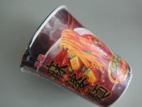 11/11  明星 SHIBIRE - NOODLES 蝋燭屋監修 麻婆麺 ¥216 - 無駄遣いな日々