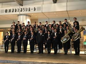 横浜、普門館、そして仙台へ。 - 聖和学園高等学校吹奏楽部 Official Blog