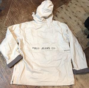 11月11日(日)入荷!90s?ラルフローレン POLO JEANS アノラック パーカー - ショウザンビル mecca BLOG!!
