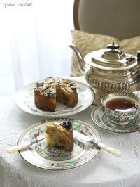 オーチャードフルーツケーキ - お茶をどうぞ♪