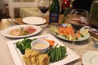 ある週末の食卓〜南アフリカ★メルロー - 大好きなワインと素敵な食卓